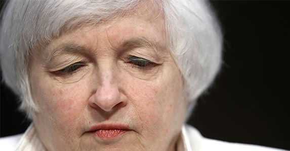 Janet Yellen | Win McNamee/Getty Images