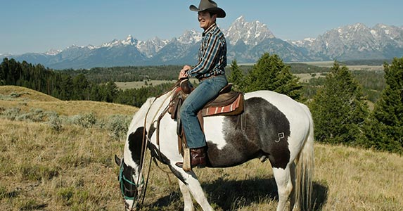 Jackson Hole | Rick Rowell/Getty Images