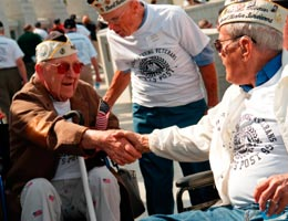 What financial help can a veteran find?