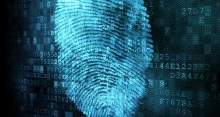 Fingerprint on digital code © Maksim Kabakou/Shutterstock.com