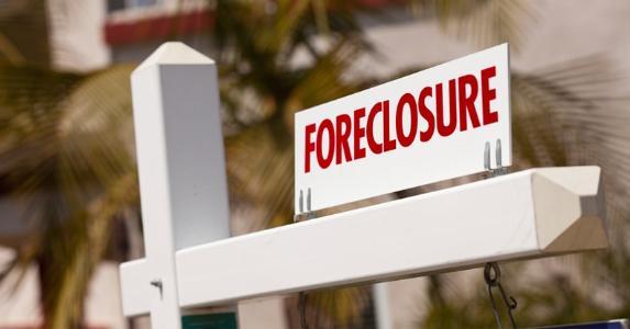 Foreclosure © iStock