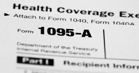 IRS Form 1095-A, Health Insurance Marketplace Statement | iStock.com