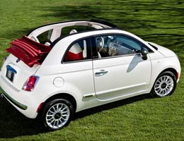 2012 Fiat 500c Pop