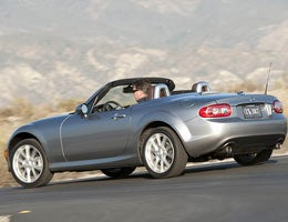 2011 Mazda MX-5 Miata Touring
