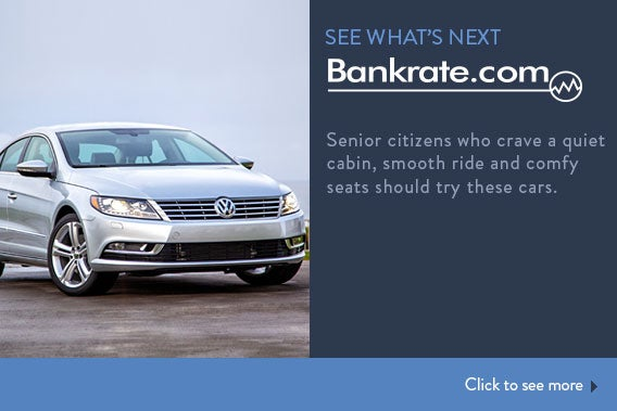 7 best sedans for young-at-heart retirees