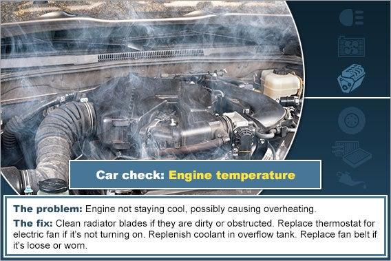 Engine temperature © Joe Belanger Shutterstock.com