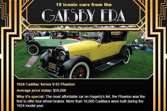 1924 Cadillac Series V-63 Phaeton