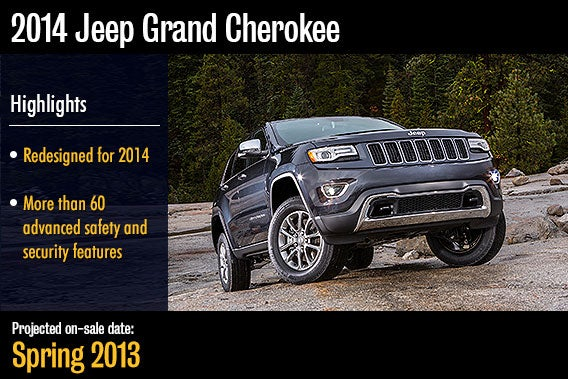 2014 Jeep Grand Cherokee