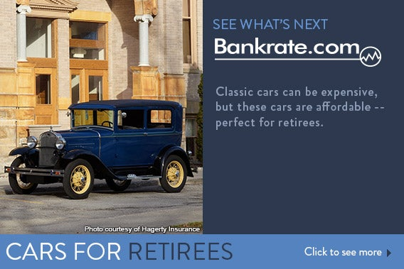 Affordable classic cars