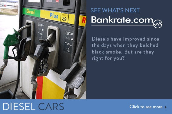 Volkswagen Touareg diesel vs. its gas version