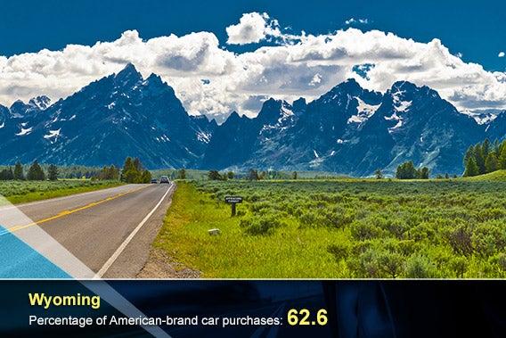 Wyoming © Krzysztof Wiktor/Shutterstock.com