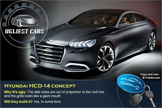 Hyundai HCD-14 concept