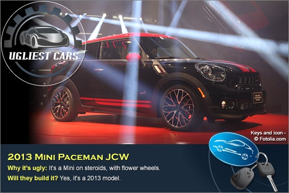 2013 Mini Paceman JCW