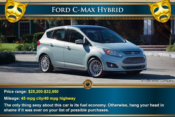 Ford C-Max Hybrid | Mask: © Natykach Nataliia/Shutterstock.com, decorative elements: © totally out/Shutterstock.com