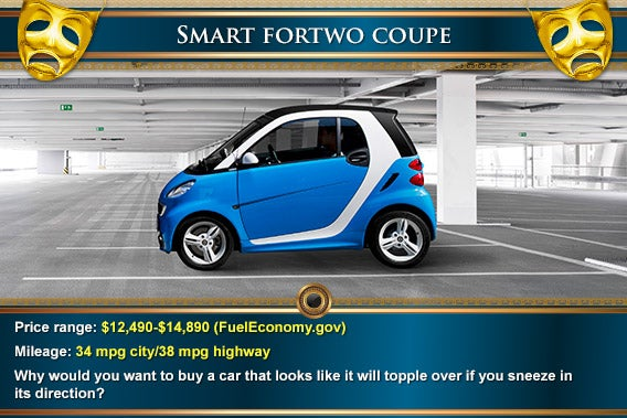 Smart fortwo coupe | Mask: © Natykach Nataliia/Shutterstock.com, decorative elements: © totally out/Shutterstock.com