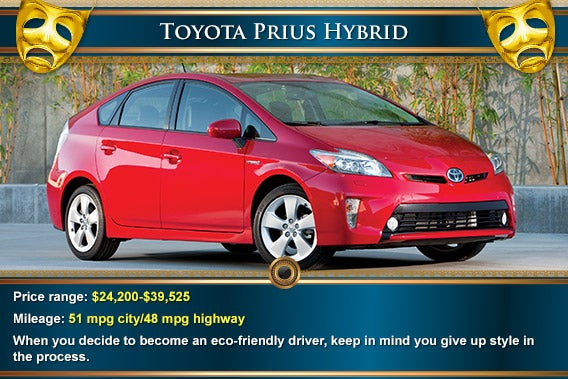 Toyota Prius Hybrid | Mask: © Natykach Nataliia/Shutterstock.com, decorative elements: © totally out/Shutterstock.com