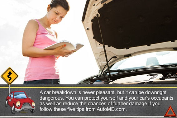5 safety tips if your car breaks down | © Andrey_Popov Shutterstock.com