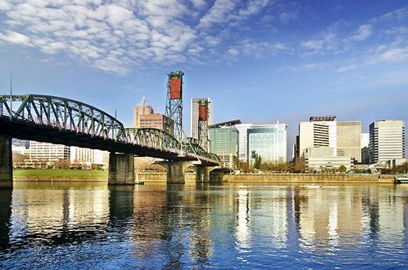 Portland Oregon | © tusharkoley/Shutterstock.com