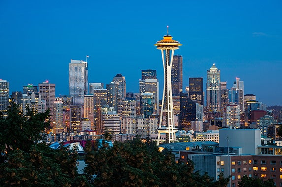Seattle | © CrackerClips Stock Media/ Shutterstock.com