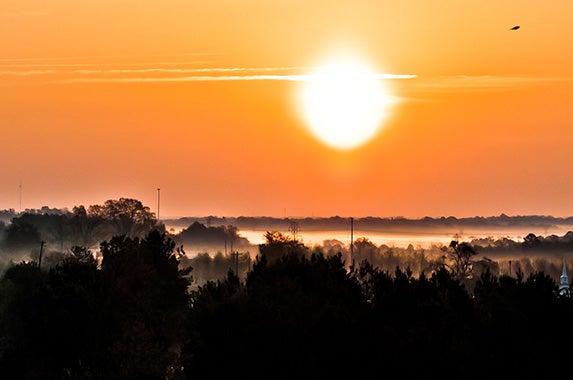 Greer © Spring Sunrise by jblaha/CC BY-NC-ND 2.0/