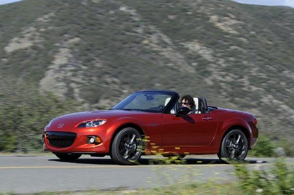 Mazda Miata: Mazda