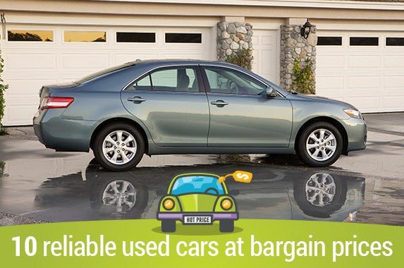 10 Reliable Used Cars At Bargain Prices Bankrate Com