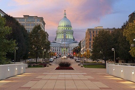 Madison, Wis. ©Rudy Balasko/Shutterstock.com
