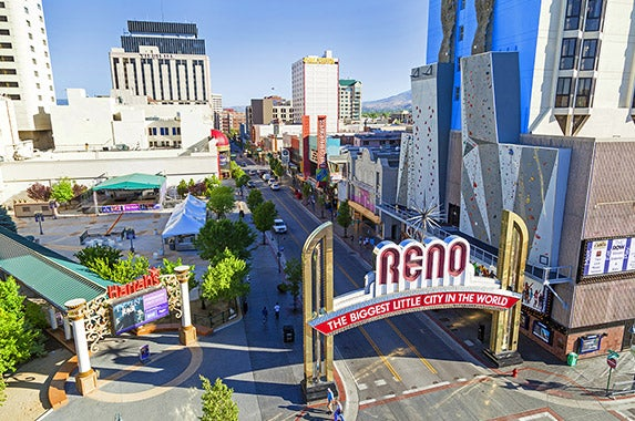 Reno, Nev. © Jorg Hackemann/Shutterstock.com