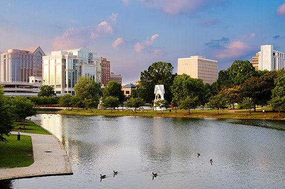Huntsville, Ala. © Rob Hainer/Shutterstock.com