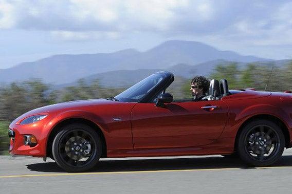 Mazda MX-5 Miata 25th Anniversary Edition