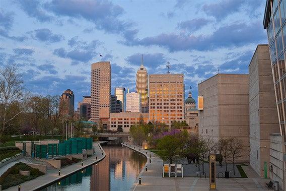 Indianapolis | © Rudy Balasko/Shutterstock.com