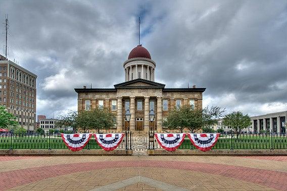 Springfield, Ill.   © Nagel Photography/Shutterstock.com