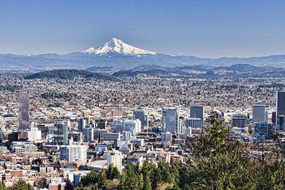 Portland | © Josemaria Toscano/Shutterstock.com