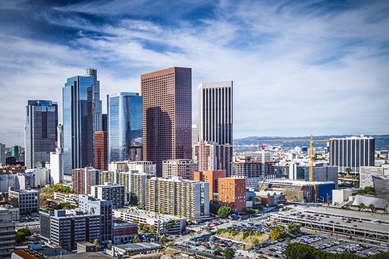 Los Angeles   © Sean Pavone/Shutterstock.com