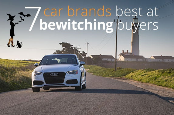 7 car brands best at bewitching buyers © Audi