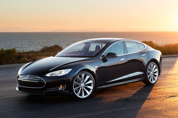 2015 Tesla S P85D Performance