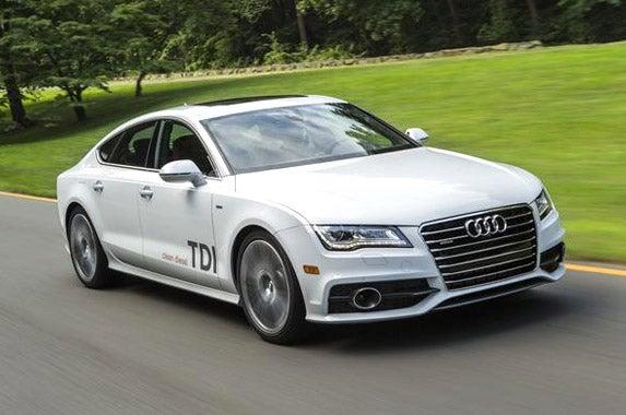 2014 Audi A7 TDI Quattro