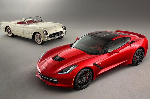 Corvette © General Motors
