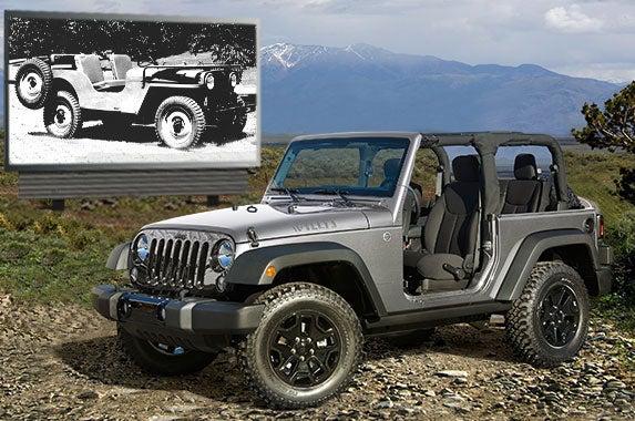 Jeep © Jeep