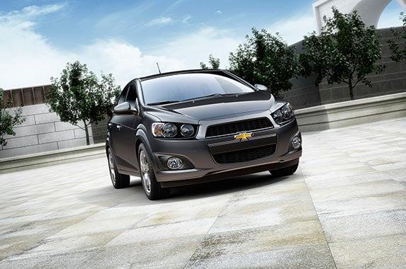 Chevrolet Sonic © General Motors