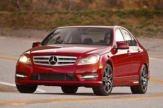 Mercedes-Benz C-Class © Mercedes-Benz