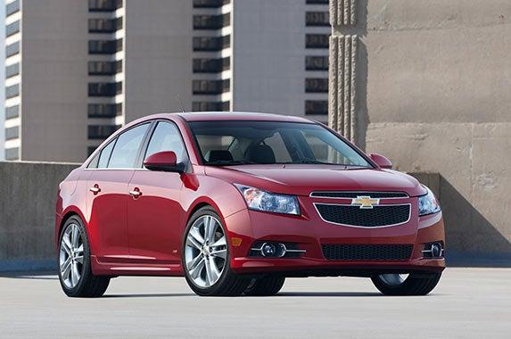 Chevrolet Cruze © General Motors