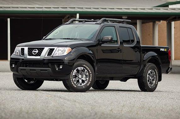 Nissan Frontier © Nissan
