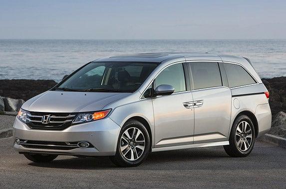Honda Odyssey © Honda