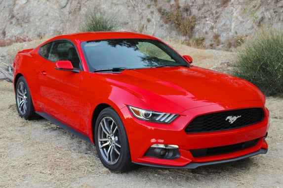 Ford Mustang © Ford Motor Company