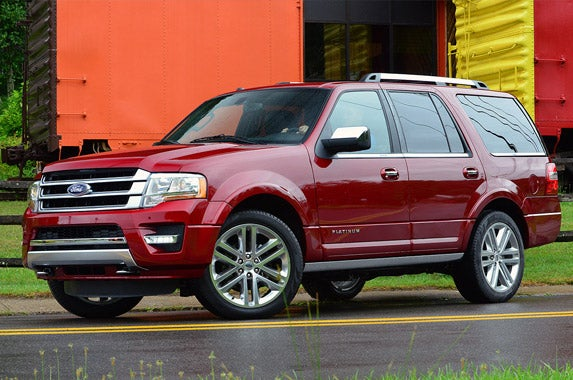 Ford Expedition © Ford Motor Company