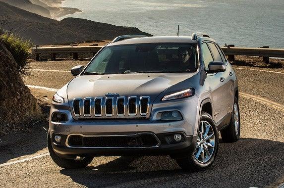 Jeep Cherokee © Jeep