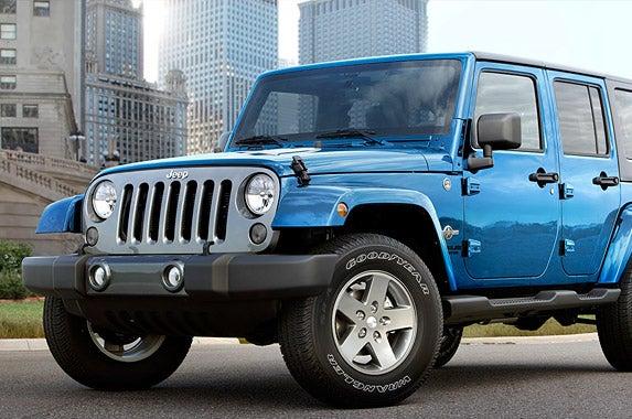 Jeep Wrangler © Jeep