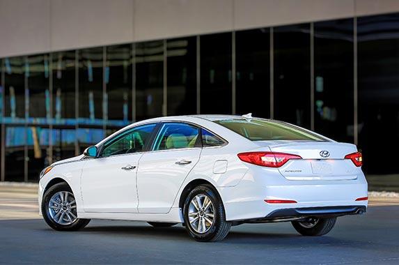 Hyundai Sonata | Hyundai