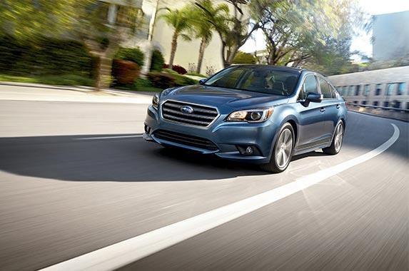 2017 Subaru Legacy 2.5i | Subaru